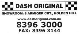 card dash